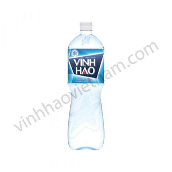 Thùng nước khoáng Vĩnh Hảo đóng chai 500ml