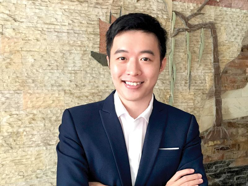 Anh Trung - CEO