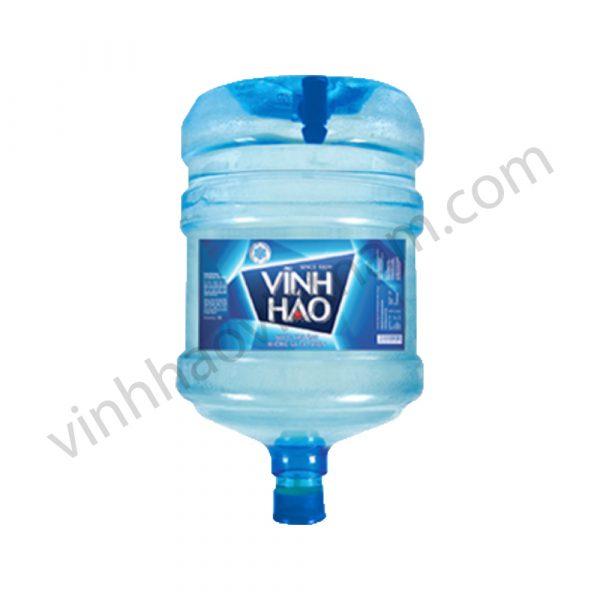 Nước khoáng Vĩnh Hảo đóng bình úp 20L
