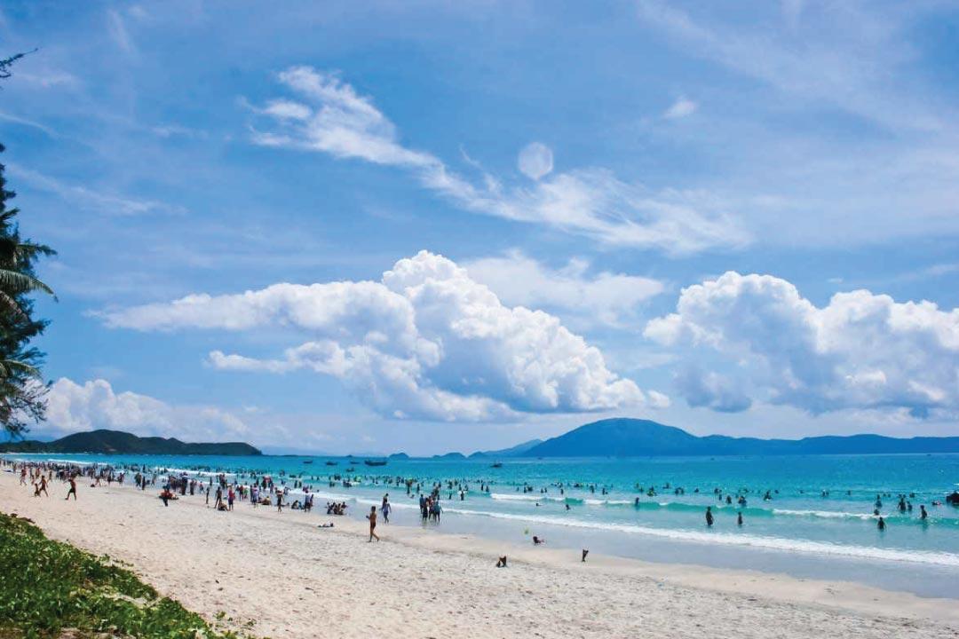 Biển Dốc Lết tại Ninh Hòa