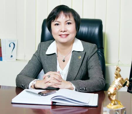 Chị Vân - hiệu trưởng