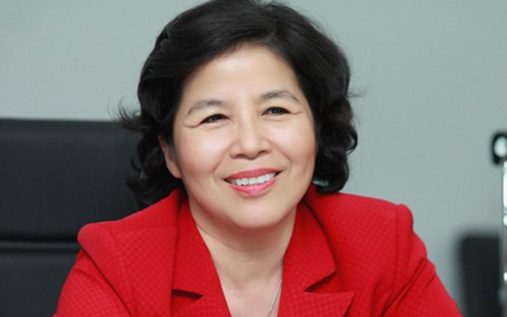 Chị Xuân - chủ tịch hội phụ nữ