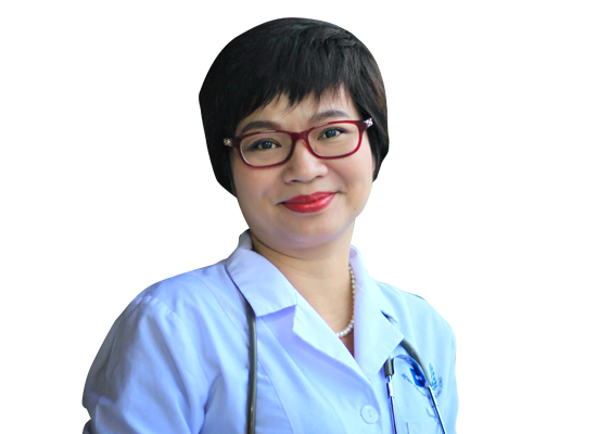 Chị Trúc - quản lý phòng khám