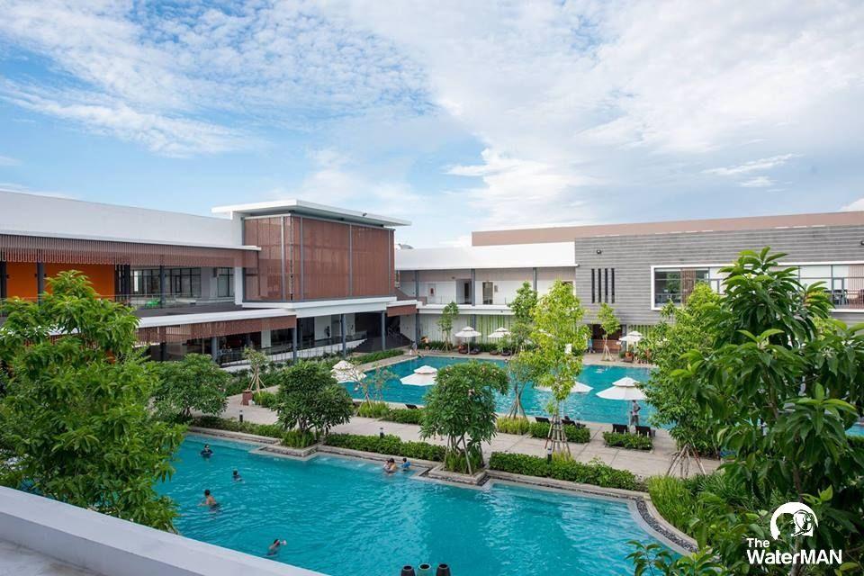 Hồ bơi Celadon Sports & Resort Club - quận Tân Phú